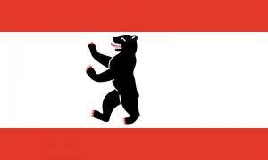 Berlin Landesflagge